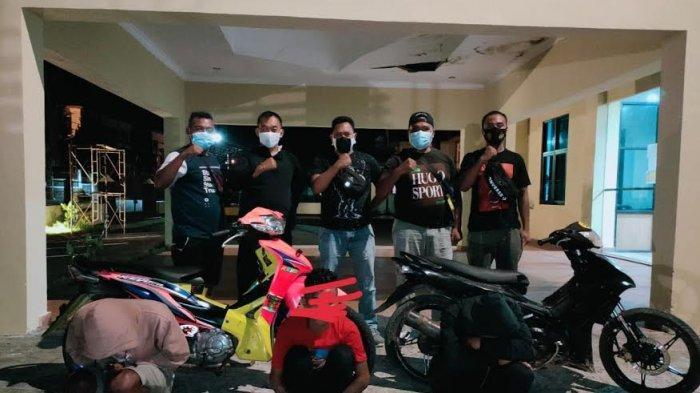 Unit Jatanras Polres Manggarai Tangkap 3 Warga Mabar Pelaku &Penadah; Curanmor, 1  Buron