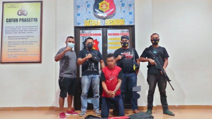 Jatanras Polres Manggarai Bekuk ESJ, Pencuri Barang Milik Korban Damasus Jehana, Kronologis Info