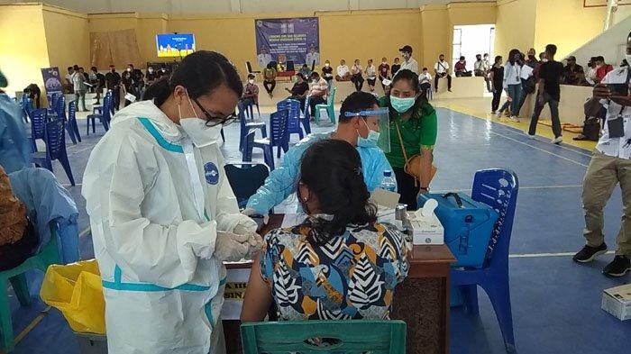Pelaku Pariwisata di Labuan Bajo Ikut Vaksinasi, Ketua HPI: Beri Kenyamanan Bagi Wisatawan
