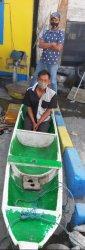 Cari Ikan Gunaka Bom, Warga Kolisia - Sikka Ditangkap Polair Polda NTT