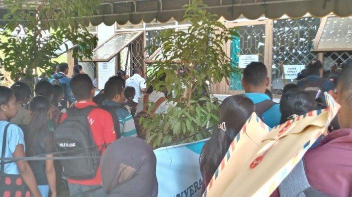 Sudah  2.773  Pelamar  CPNSD di Sikka Perebutkan 277  Formasi