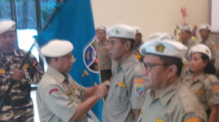 Potjo Sutowo Minta FKPPI NTT Waspadai Perang Non Militer