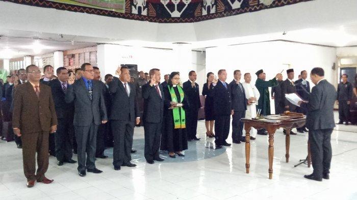 Kasus ASN di Dishub Kota Kupang ! Jefri Akan Mutasi Seluruh ASN di Dinas Perhubungan