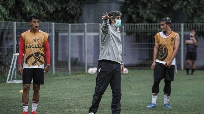 Hadapi Persib Bandung, Pelatih Bali United Teco  Gencar Siapkan Taktik Kuatkan Lini Serang ? Info