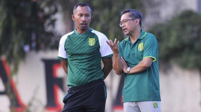 Begini Komentar Pelatih Persebaya Aji Santoso, PSSI Liburkan Kompetisi Hingga 29 Mei