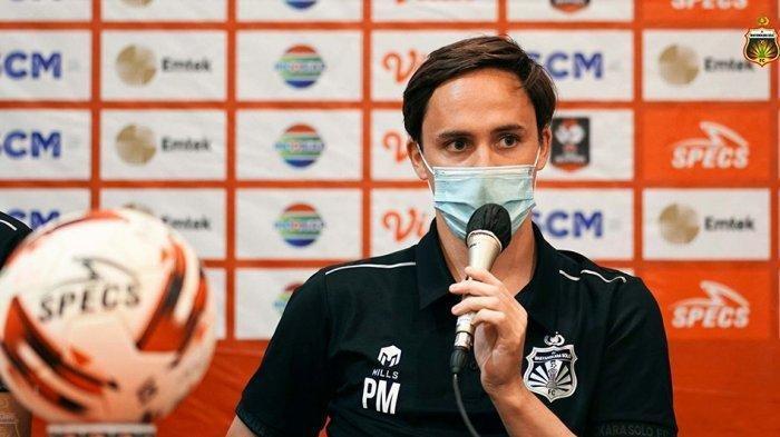 Pelatih Bhayangkara Solo FC Fokus Hadapi Persija Jakarta di Laga Terakhir, Ini Strategi, Daftar Nama