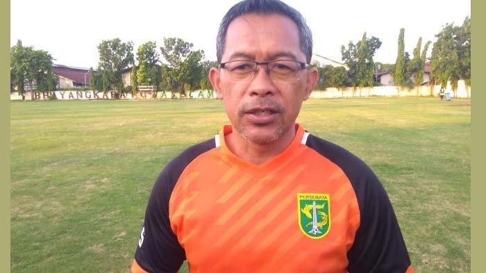Aji Santoso Enggan Bicara Komposisi Pemain Musim 2021, Bajul Ijo Fokus Piala Menpora 2021, Info