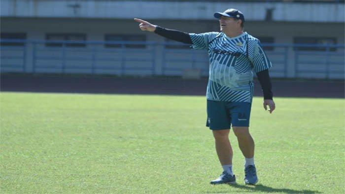 Liga 1 2021, Bocoran Skuad Utama Persib Bandung Sudah Terlihat, Nasib Geoffrey Castillion?