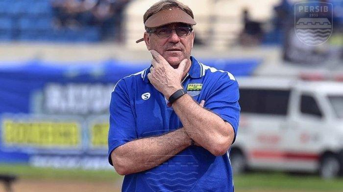 Arema FC Vs Persib Bandung, Ketajaman Persib Turun 75 Persen, Ini Analisa Robert Rene Alberts