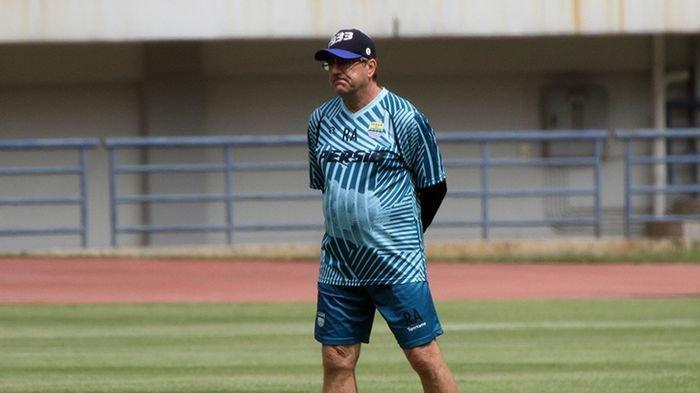 Alasan Pelatih Persib Bandung Robert Alberts Kecewa Meski Maung Bandung Kalahkan PSS Sleman