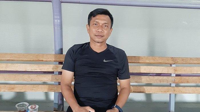 Widodo Cahyono Putro, pelatih Persita Tangerang.