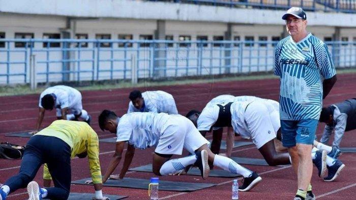 Runner Up Piala Menpora, Pelaih Robert Alberts Rancang Program Latihan Persib Bandung di Liga 1 ?