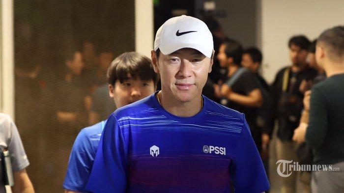 Coach Shin Tae-yong Tak Bisa Dampingi Timnas Indonesia Saat Hadapi Uni Emirat Arab Malam Ini