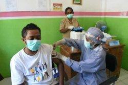 Simak Data Update Realisasi Vaksin di Kabupaten Belu