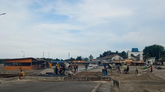 Pelindo Regional Bali Nusra Bangun Jalan di Pelra Waingapu