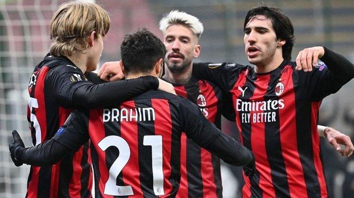 Skuad Rossoneri Mampu Jinakkan Tim Sadis di Liga Italia, AC Milan Amankan Tiket Liga Champions