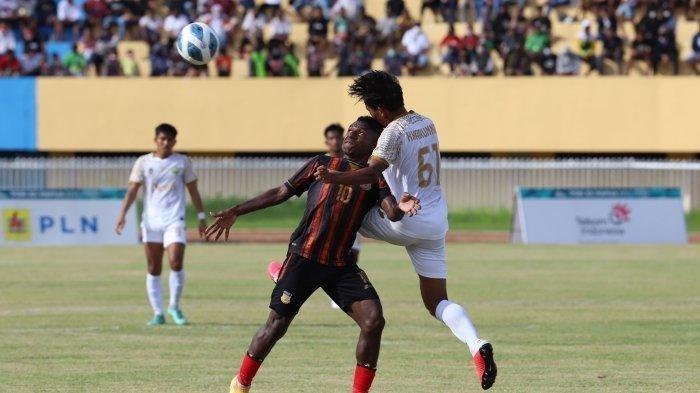 Persipura Jayapura Tak Maksimal di Seri Pertama Liga 1 2021, Pelatih Sebut Alami Peningkatan