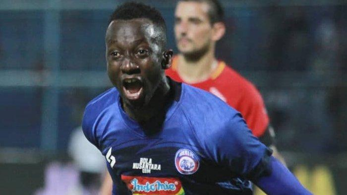 Batal ke Persib, Makan Konate Resmi Masuk Persebaya Surabaya, Mario Gomez ke Arema FC