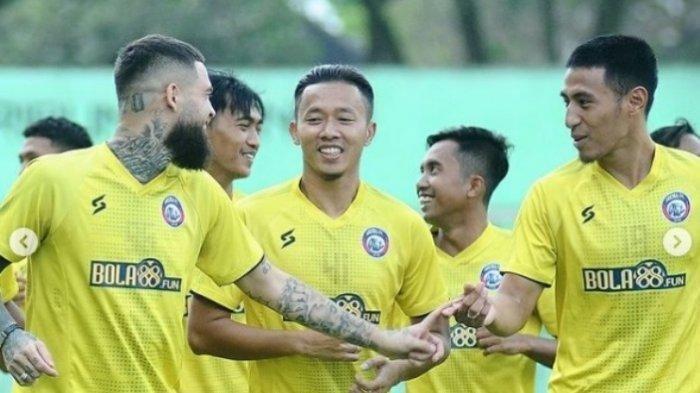 Liga 1, Pelatih Mutiara Hitam Kecewa Permainan Persipura vs Arema FC: Agresivitas Tak Maksimal
