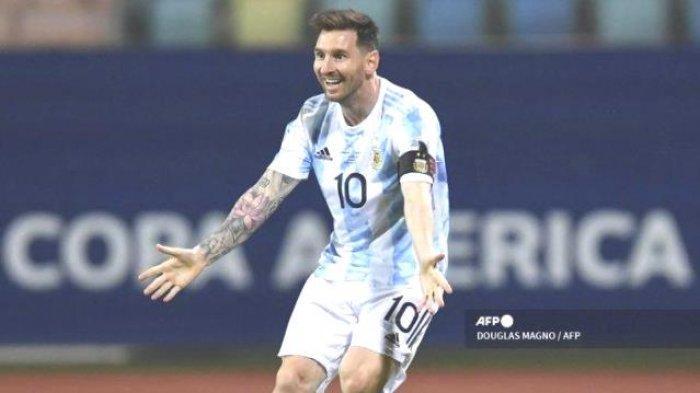 Info Sport: Daftar Nama Top Skor Serta Jadwal Perempatfinal Copa America 2021,Lionel Messi Memimpin