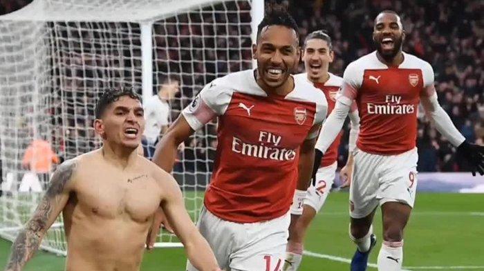 Hasil Liga Inggris - Tottenham Hotspur Comeback Lewat Son Heung-min, Benamkan Arsenal