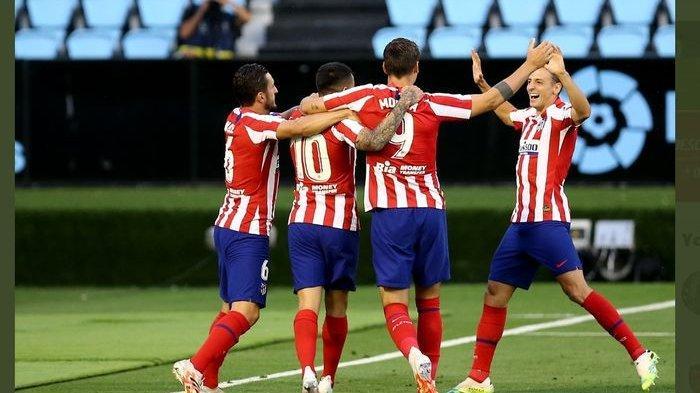 Hasil Liga Spanyol, Atletico Madrid, El Real, Barca dan Sevilla Lolos Liga Champions, Siapa Juara?
