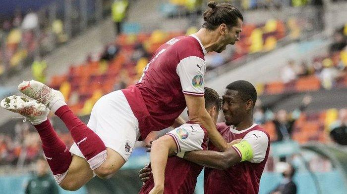 Menebak Peluang Italia vs Austria di Babak 16 Besar Piala Eropa 2020 Minggu Dini Hari, Live Mola TV