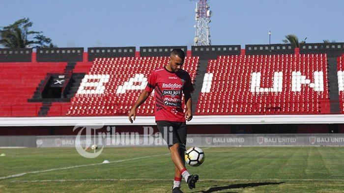 Piala AFC 2021 : Fans Bali United Pemicu Nouri Ungkap Hal Dipendam Selama Peminjaman Klub di Irak