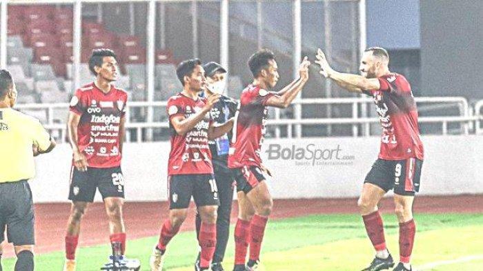 SkuadTridatu Bali United Umumkan Perubahan Jadwal Seri 2 Liga 1 2021 vs Persipura Pekan ke-11