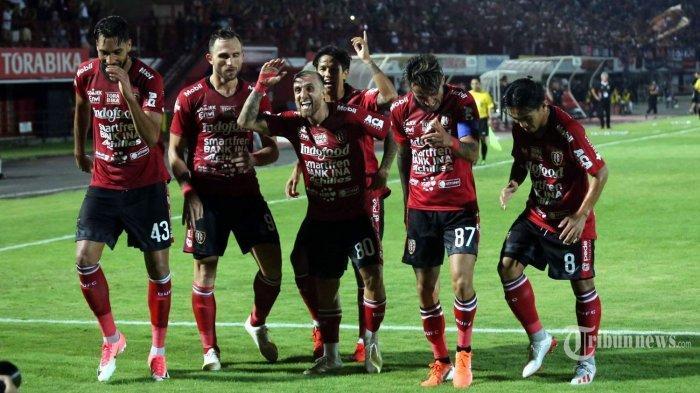 Pemain Bali United asal Portugal Paulo Sergio Cedera ...