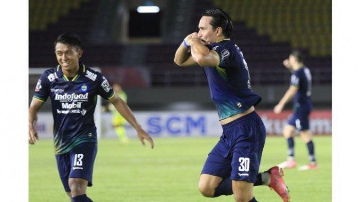 Sore Ini, Persib Bandung vs Persija Jakarta, Bomber Maung Ingin Pangeran Biru Perpanjang Rekor Tak
