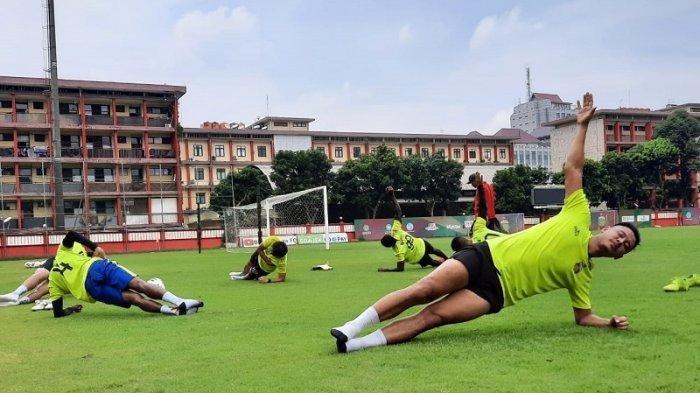 Pemain Bhayangkara FC Tetap Bersyukur karena Selama Pandemi Corona Masih ada Penghasilan, Info