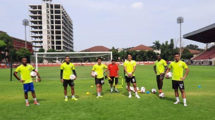 Skuad Persib Pertajam Kemampuan Striker, Ingin Tampil Garang vs Bhayangkara FC, INFO