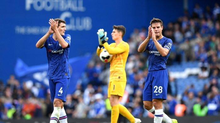 HASIL KLASEMEN Liga Inggris: Leicester Tempel MU & Liverpool, City Masuk 5 Besar, Chelsea Melorot