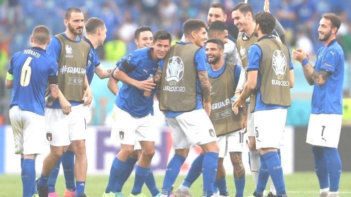 10 Kali Menang, 3 Kali Imbang, Pemain Italia Akui Tak Mudah Kalahkan Austria Babak 16 Besar Euro