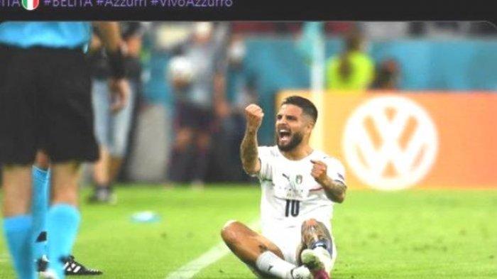 Kekuatan Italia vs Spanyol Euro 2020, Dihantui Cidera Pemain, Catatan Perjalanan 2 Tim ke Semifinal