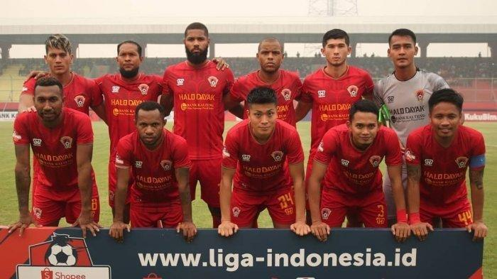 Video Live Streaming Kompas TV Persiba vs Kalteng Putra Liga 2 2020, Sabtu 14/3 Jam 18.30 WIB