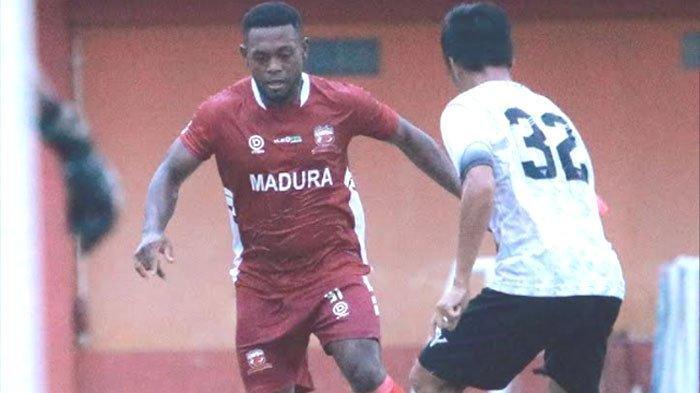 Pelatih Madura United Rahmad Darman Soroti 'Dosa' Lama Pemain Jadi Catatan saat Latihan Bersama