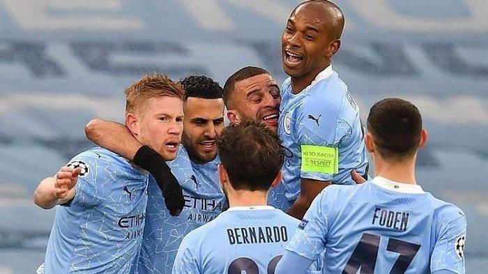 Jadwal Siaran Langsung Man City Vs Chelsea Final Liga Champions, Fernandinho Optimis City Juara?