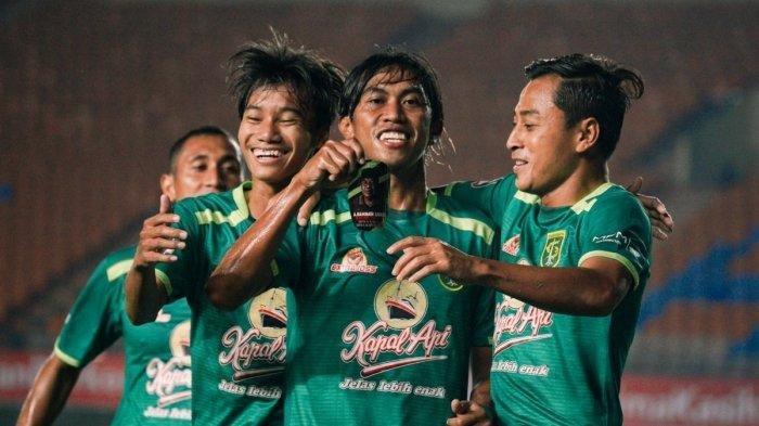 Pemain Anyar Bajul Ijo Ady Setiawan Persembahkan Gol Debut bersama Persebaya, Persembahan Bonek