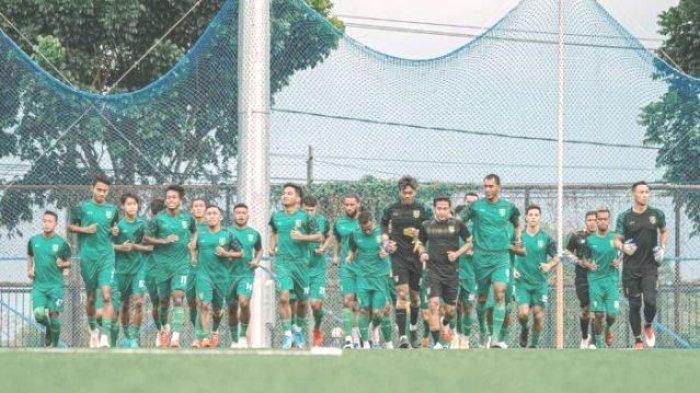 Lini Belakang Bajul Ijo Persebaya Surabaya Alami Cedera, Pelatih Soroti Evaluasi Jelang Series II