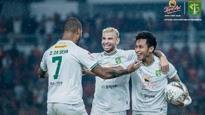 Live Streaming Vidio.com Persebaya vs Badak Lampung Liga 1 2019, Sabtu 21/12 Jam 15.30 WIB