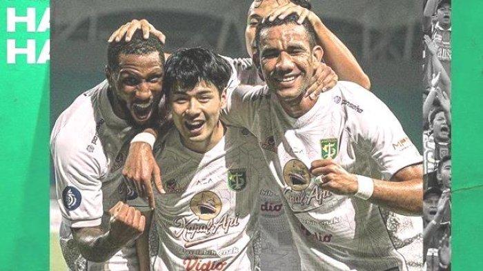 Bomber Marukawa Bikin Bonek Bernafas Lega, Persebaya Jauhi Zona Degradasi Hasil Liga 1 2021