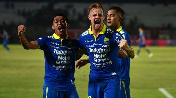 Didepak Persib Bandung Para Pemain Ini Direkrut Tim Elite, Dari Bali United Hingga Klub Spanyol