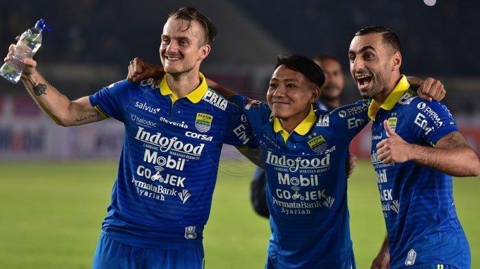 Persib Bandung ke Markas Semen Padang yang Baru Saja Menahan Imbang PSS Sleman