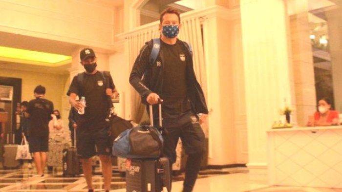 Info Sport: Penundaan Piala Walikota Solo, Ini Kata Pelatih Persib Maung Bandung Robert Alberts