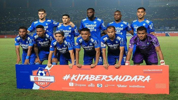 Jadwal Persib dan Prediksi Susunan Pemain Persib Bandung Vs Barito Putera