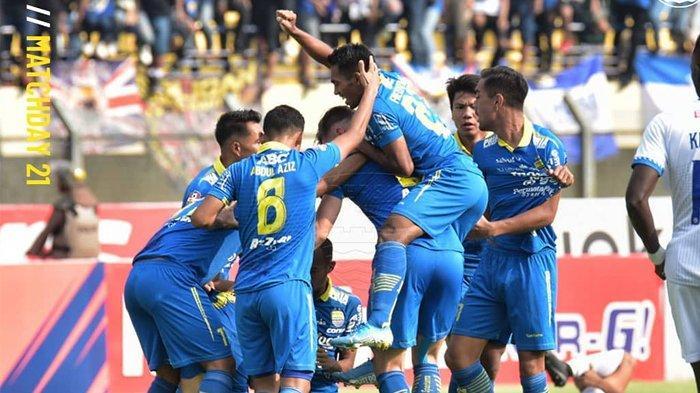 LIVE INDOSIAR! Jadwal Pertandingan Persib Bandung Vs Barito Putera Liga 1 2019, Aparat Tindak Tegas!