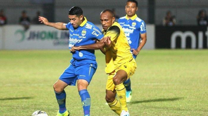 Kurnia Meiga dan Esteban Pemain Persib Merapat ke Arema FC? Transfer Pemain Liga 1 2020 Memanas
