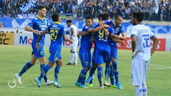 Persib Bandung Incar 7 Pemain Timnas dan Pemain Asing Liga 1 Musim 2020, Profil Mereka?
